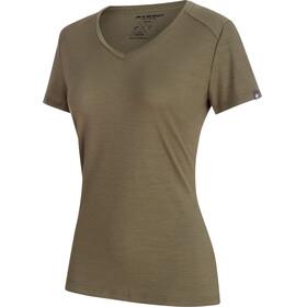 Mammut Alvra - T-shirt manches courtes Femme - olive